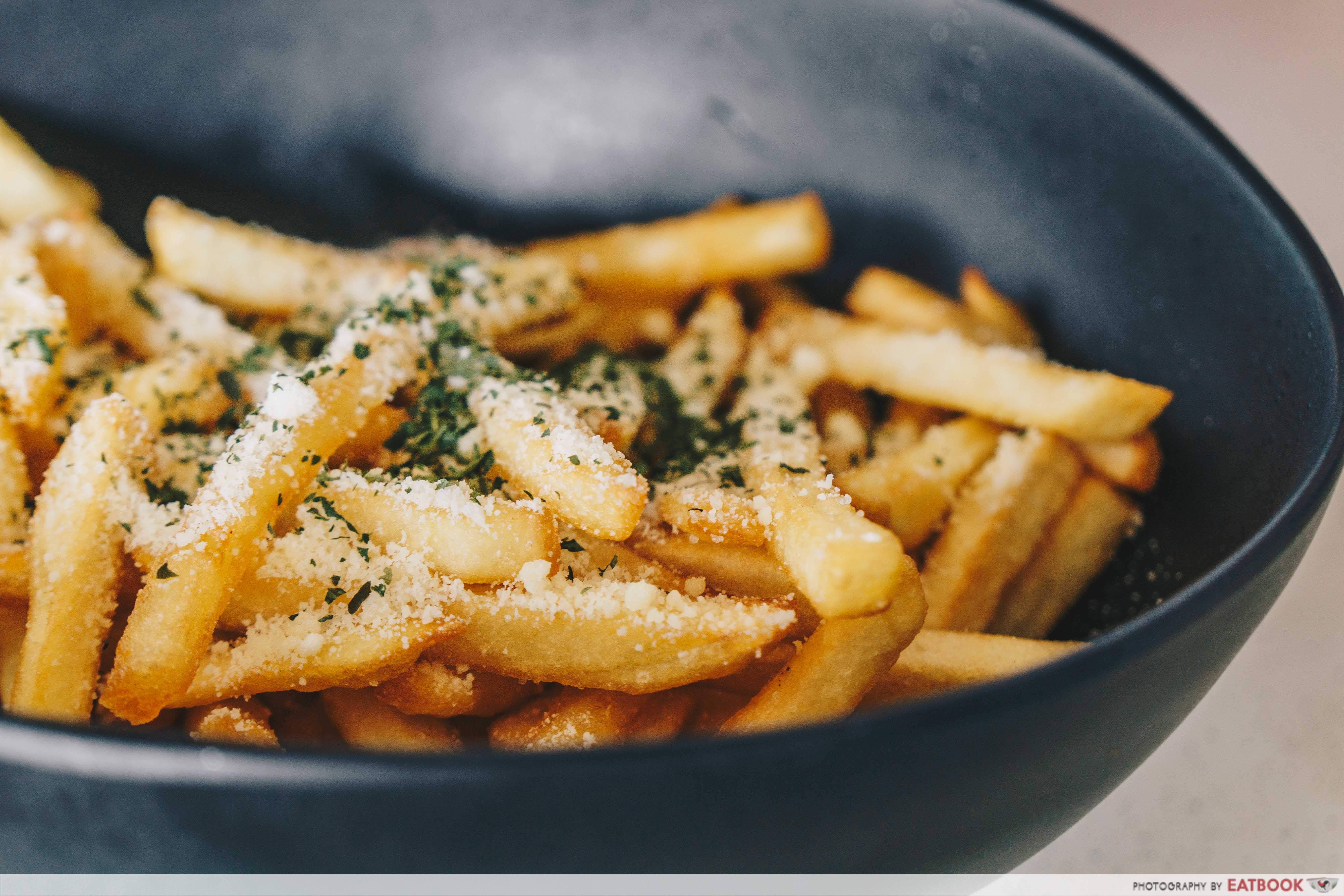 Ted's Kitchen - Truffle Fries