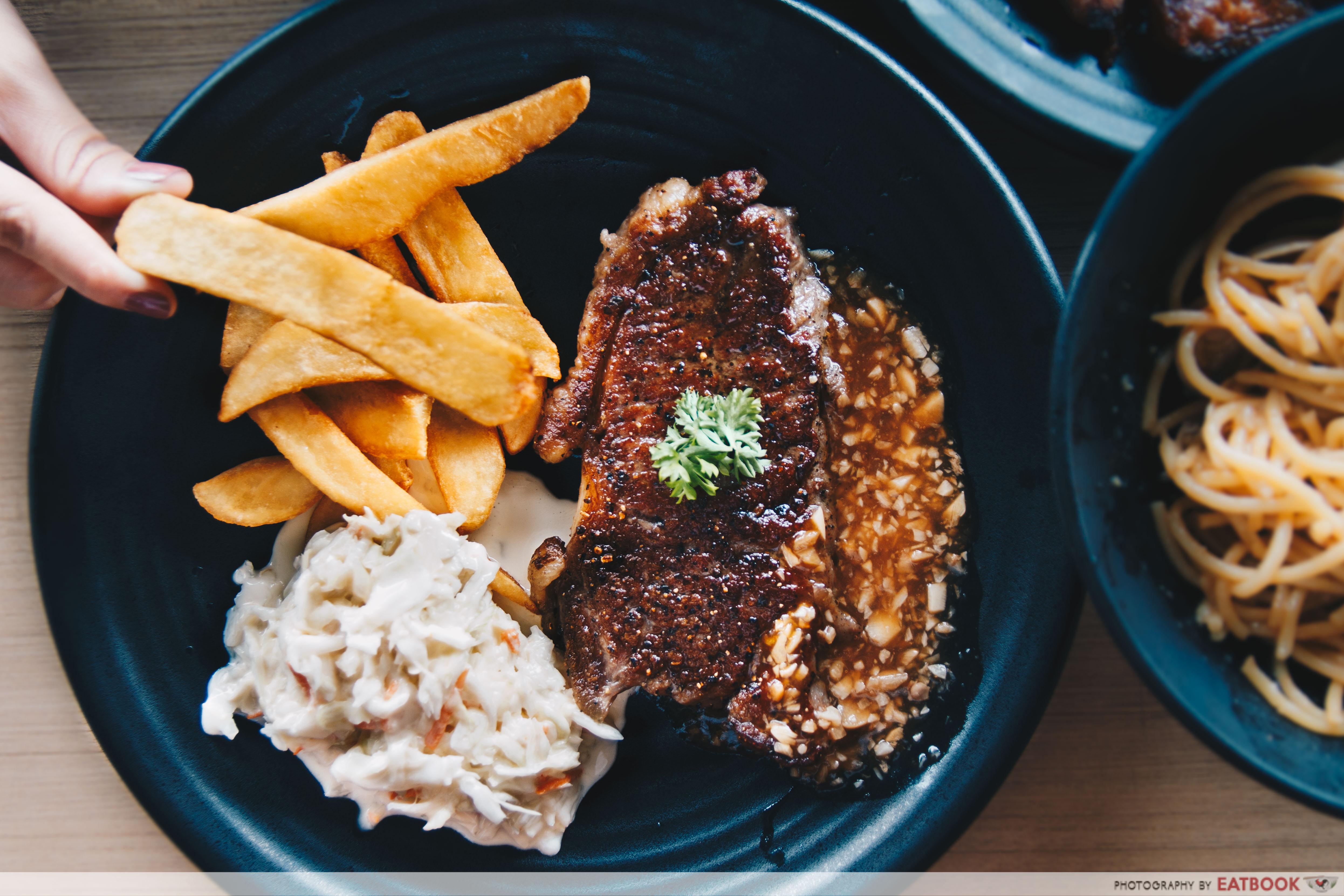 Wild Olives - Chilled NZ Sirloin Steak