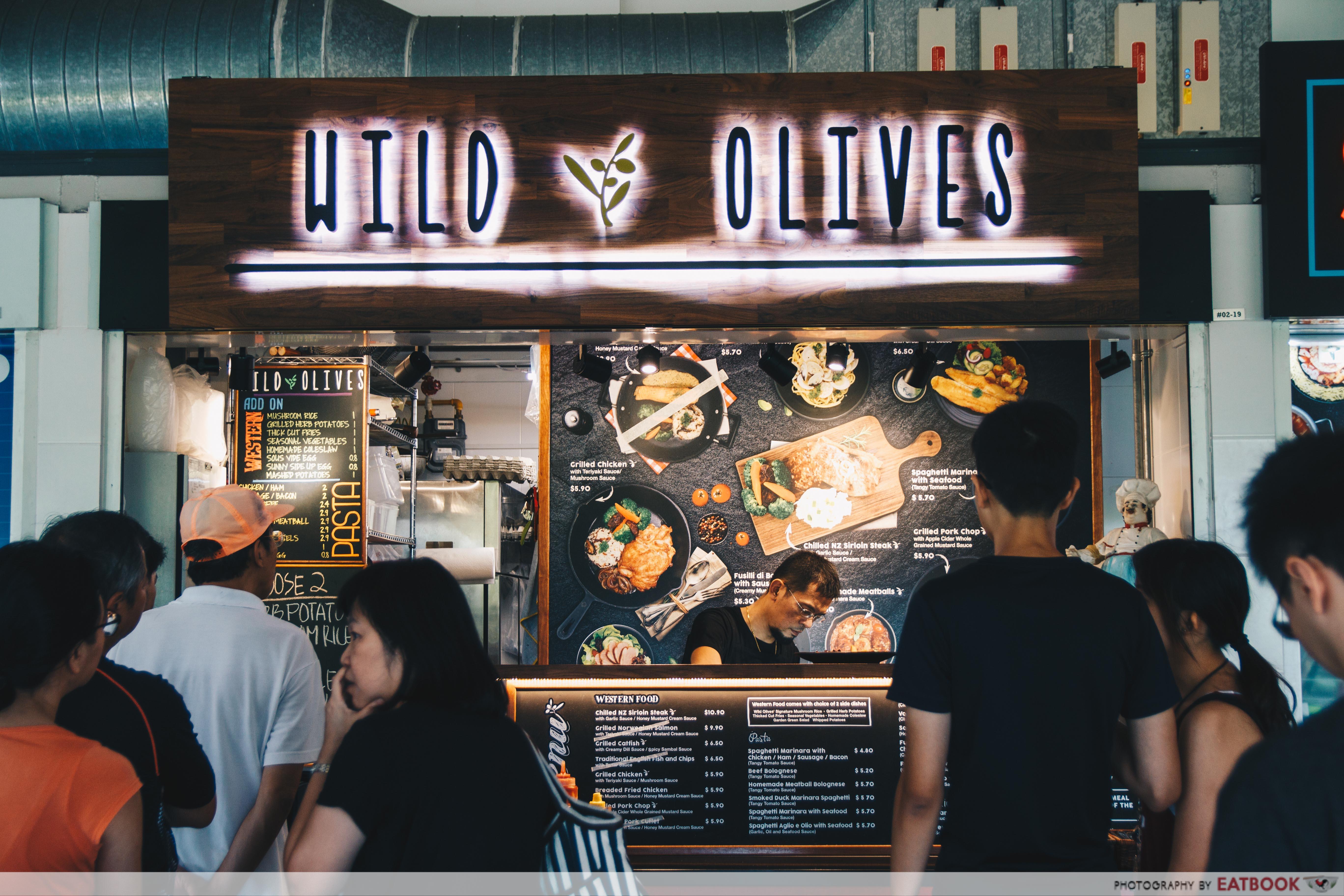 Wild Olives - Storefront
