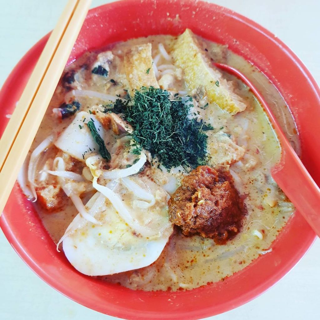 Yishun Food 928 Laksa