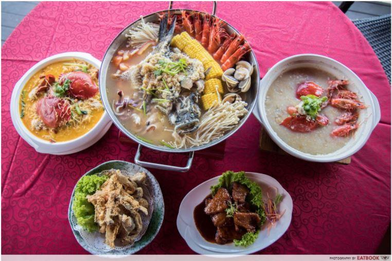 Yishun food- long jiang chinos