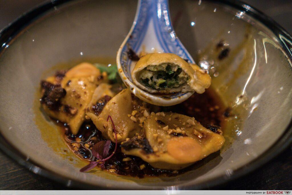 Zui Hong Lou - Dumplings 2