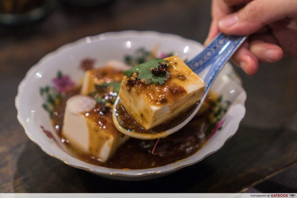 Zui Hong Lou - Ma po tofu