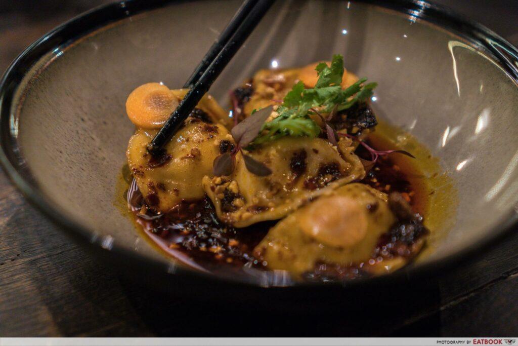 Zui Hong Lou - Spicy Dumplings