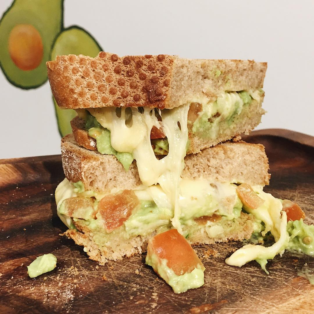 avocado dishes- guac and go