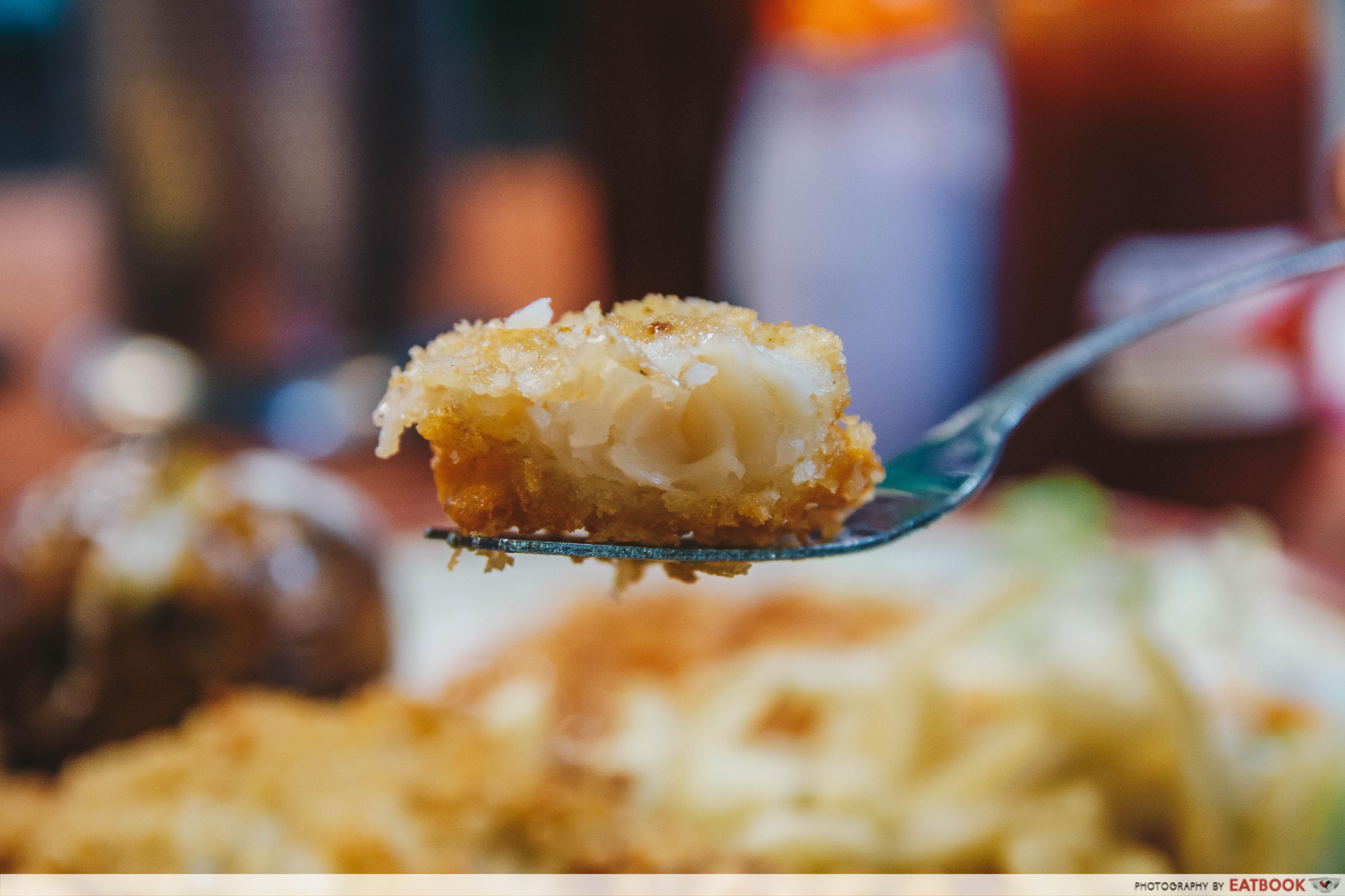 chef hainanese western food- fish