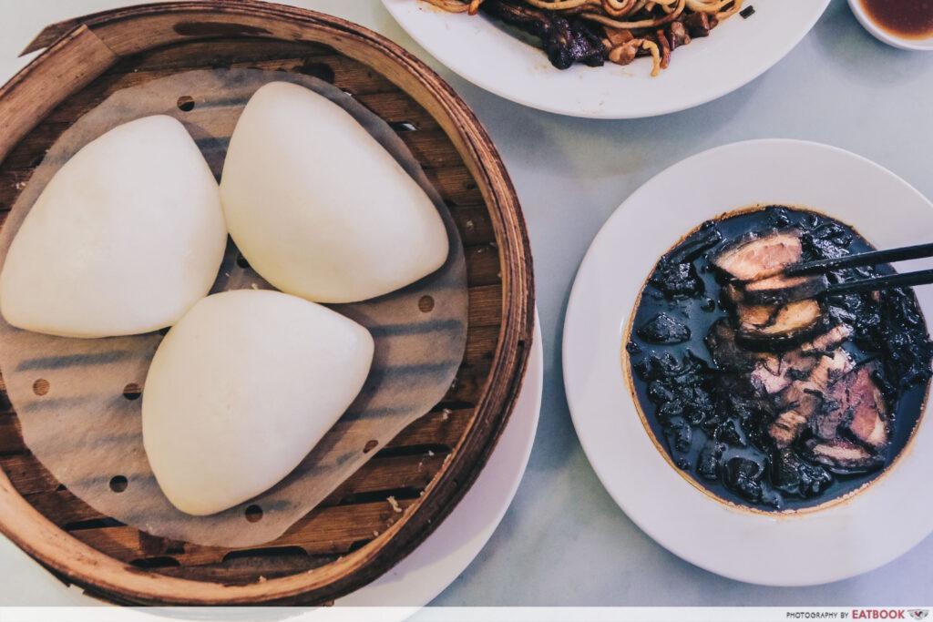 shanghai renjia-kou rou bao