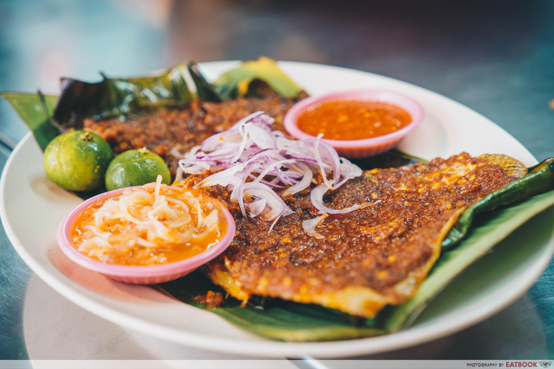 star yong kwang bbq seafood- bbq stingray