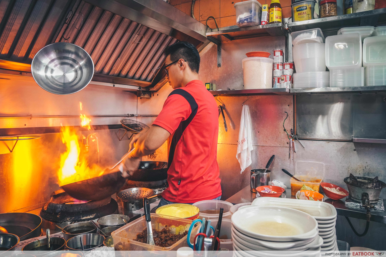 star yong kwang bbq seafood- wok game stronk