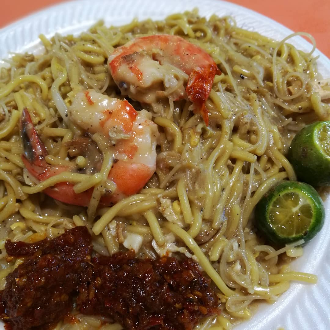 ABC Brickworks Food Centre - Yi Sheng Fried Hokkien Mee