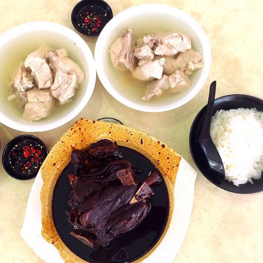 Ang Mo Kio food- eng kee bak kut teh