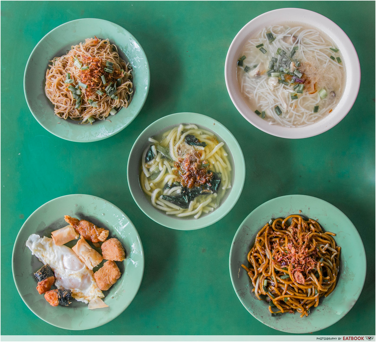 Chinese Food Chinatown: 10 Chinatown Food Gems Including Noodles At $1 And A 100cm