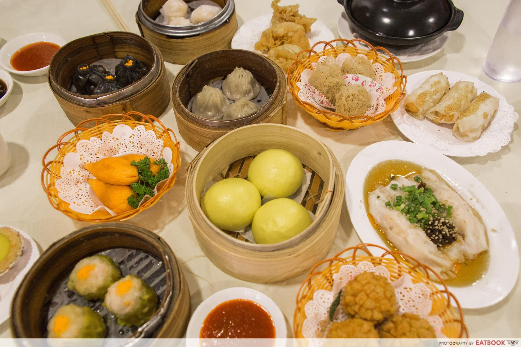 Chinatown Food - Yum Cha
