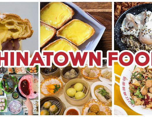 Chinatown Food - feature image
