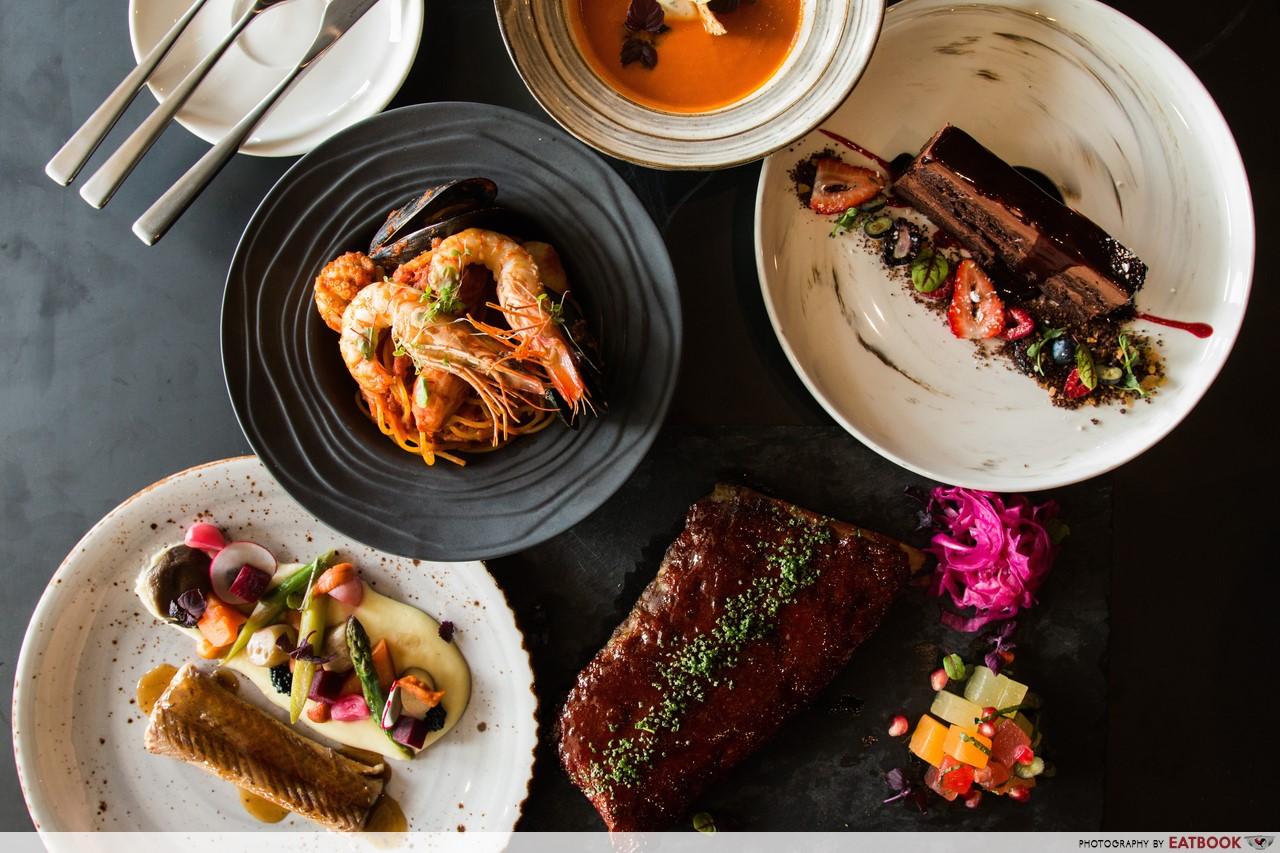 Clarke Quay Food - Central Perk