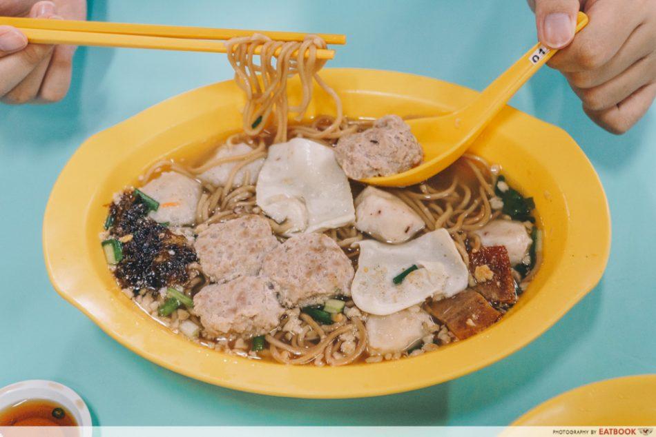 CHINATOWN FOOD GEMS DONG FANG HONG