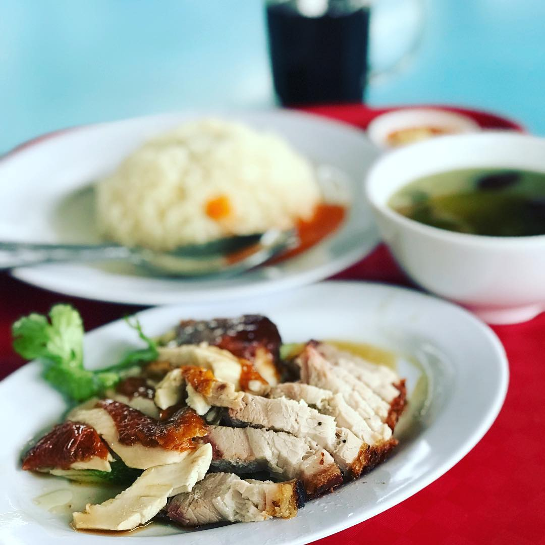 Dover Food - Uncle Louis Hainanese Chicken Rice