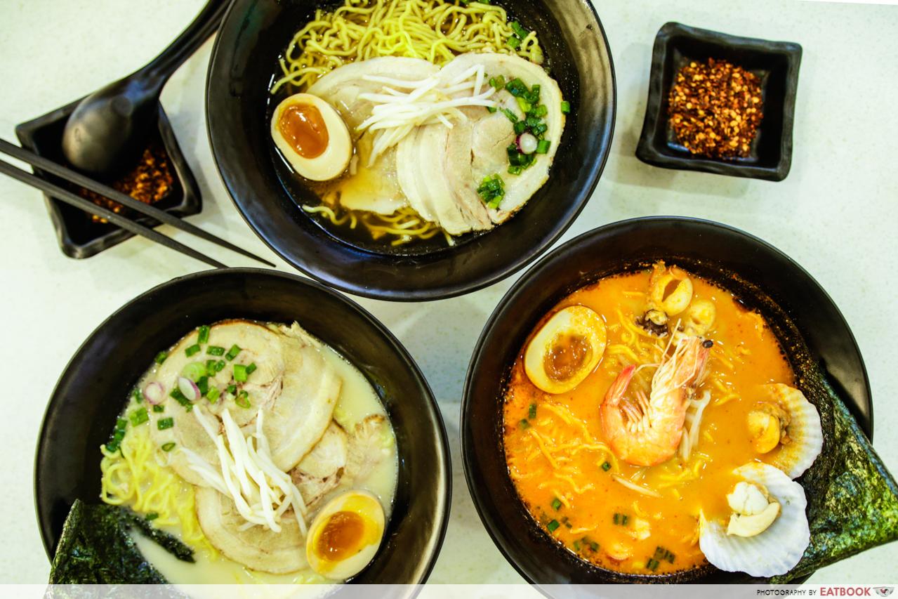 Dover Food - Wakon Ramen