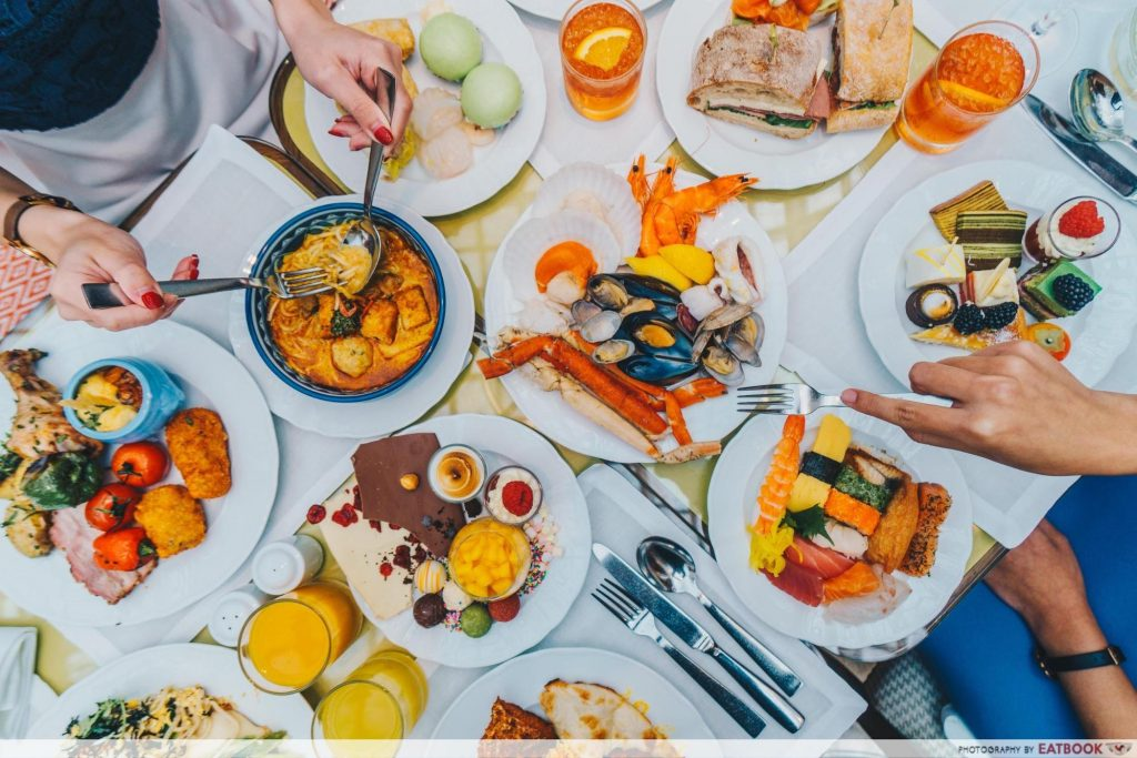Hotel Buffet Discounts - Colony