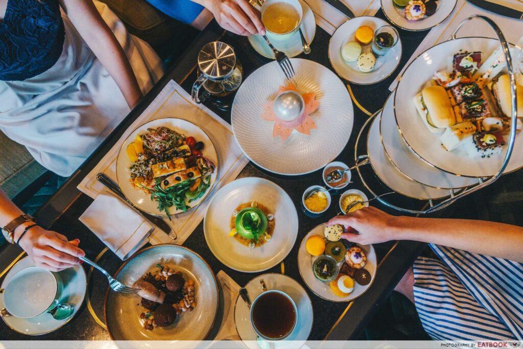 Hotel Buffet Discounts - Tea Lounge Regent Hotel