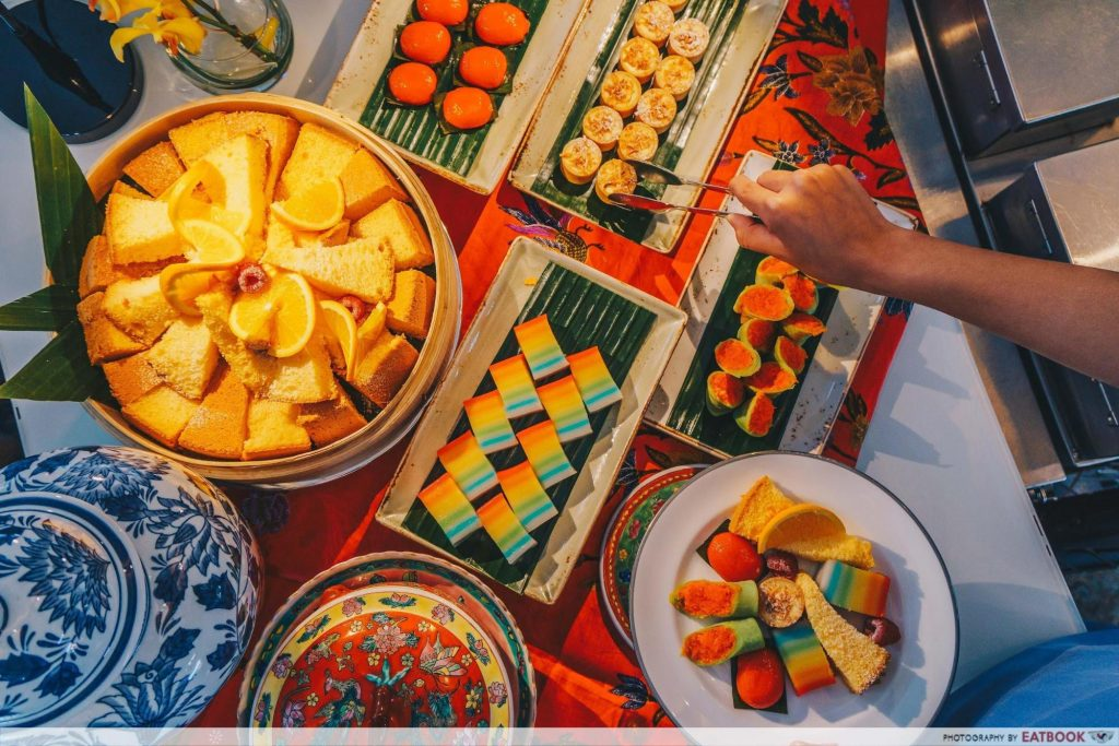 Hotel Buffet Discounts - The Clifford Pier Heritage Weekend Dinner Buffet