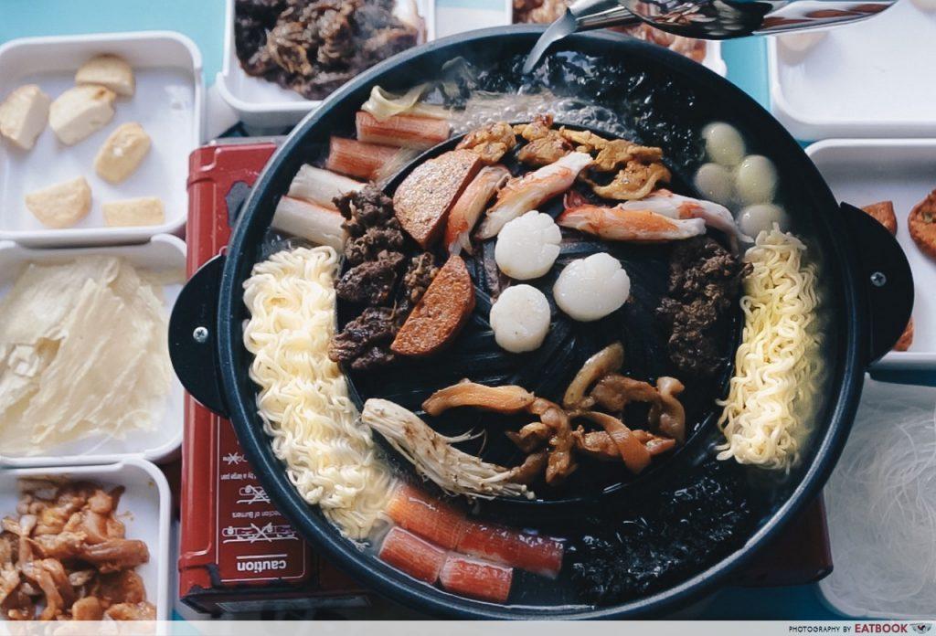 Jurong East Food - Chickata