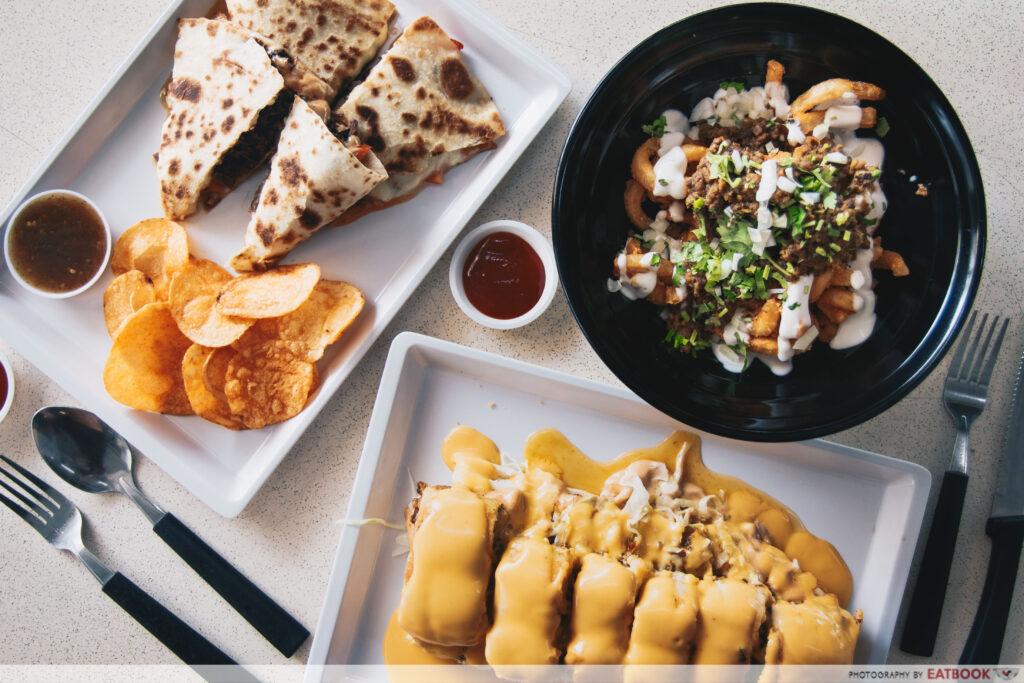 Jurong East Food - The Bread Gang