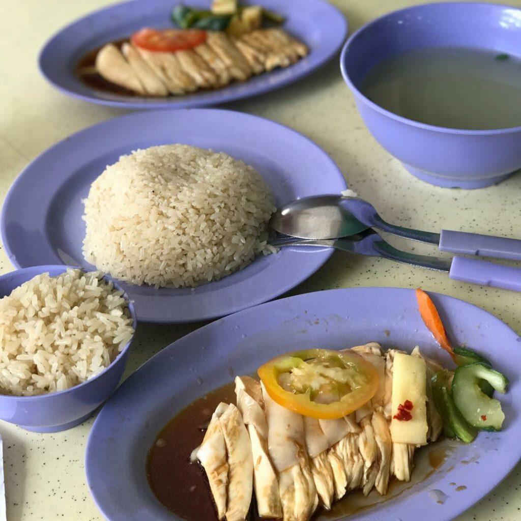 Jurong East Food - Yishun 925 Hainanese Chicken Rice