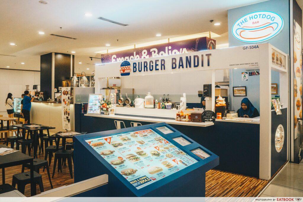 KSL City - Burger Bandit
