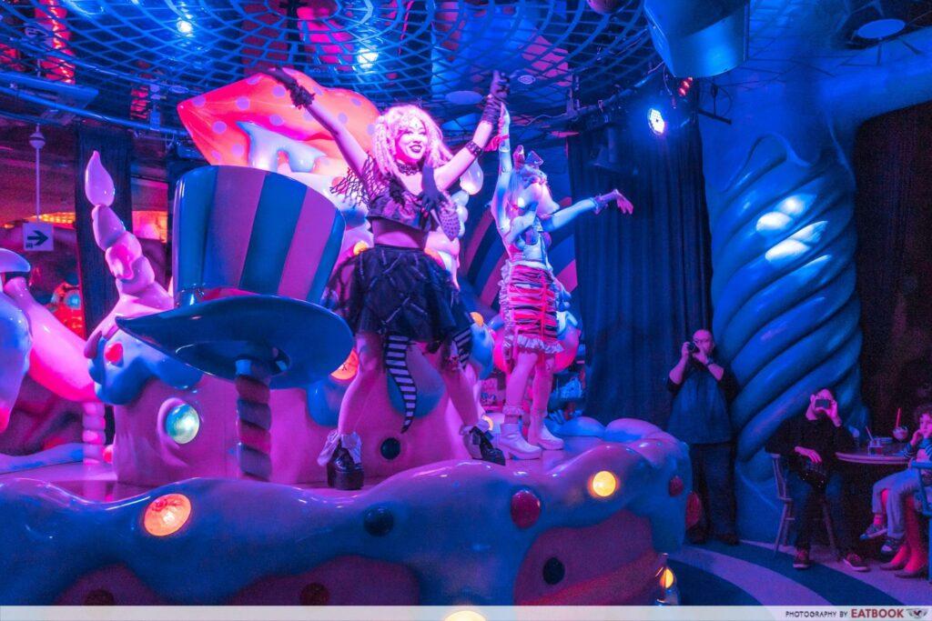 Kawaii Monster - stage