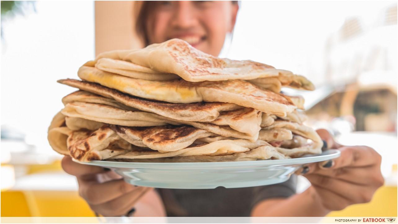 Kembangan food - Al-Jasra