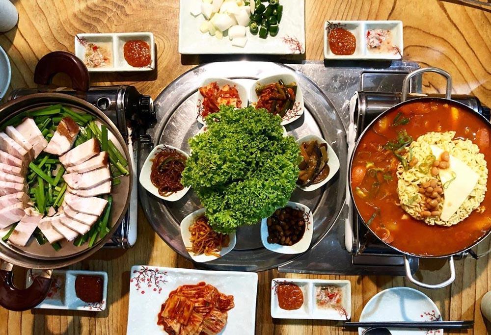 Korean BBQ Buffets 2D1N Soju Bang