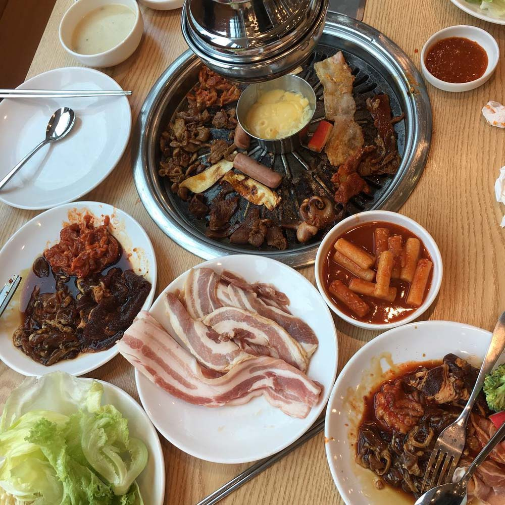 Daessiksin Korean BBQ Buffet