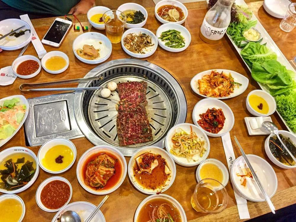 Ju Shin Jung Korean Restaurant