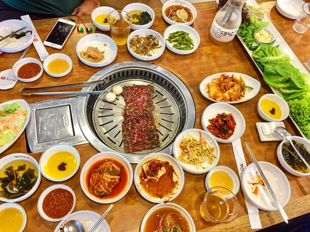 Korean BBQ Buffets - Ju Shin Jung Korean Restaurant