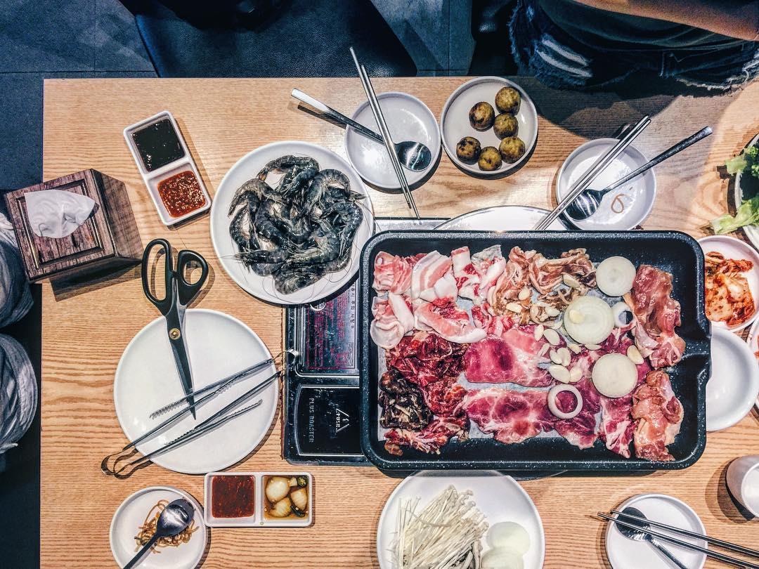 Korean BBQ Buffets - Maru Korean BBQ Buffet