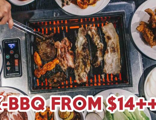 Korean BBQ Buffets - feature image