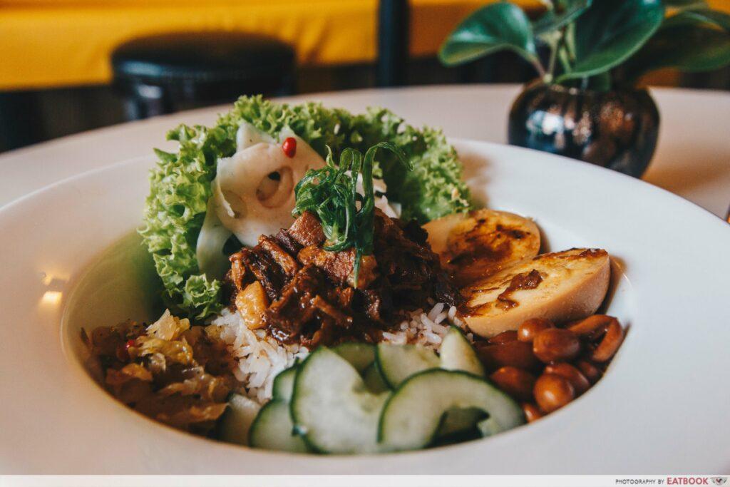 MONKI CAFE - food 6
