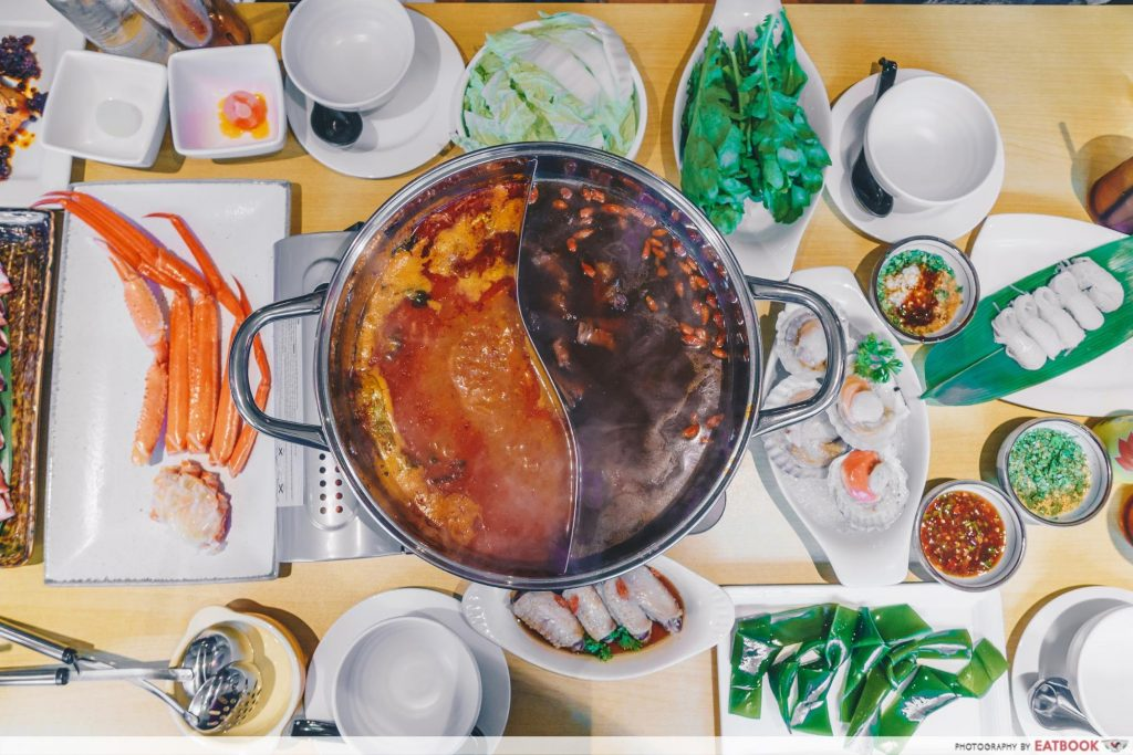 New Restaurants June 2018 - Ding Xian Hotpot