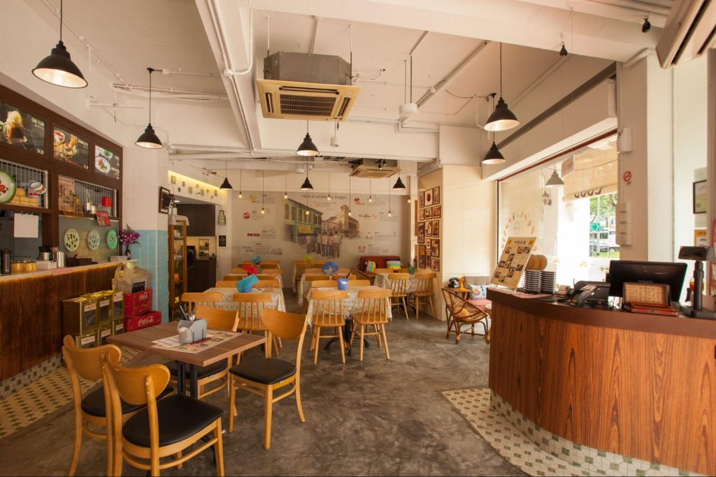 New Restaurants June 2018 - Old Chang Kee Coffee House