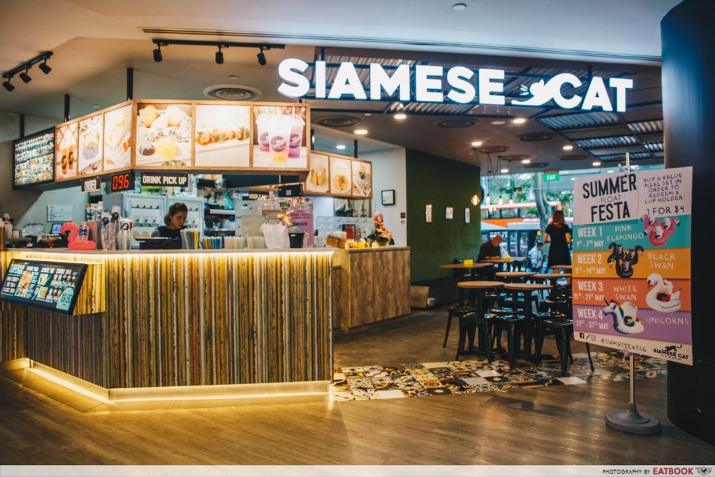 New Restaurants June 2018 - Siamese Cat