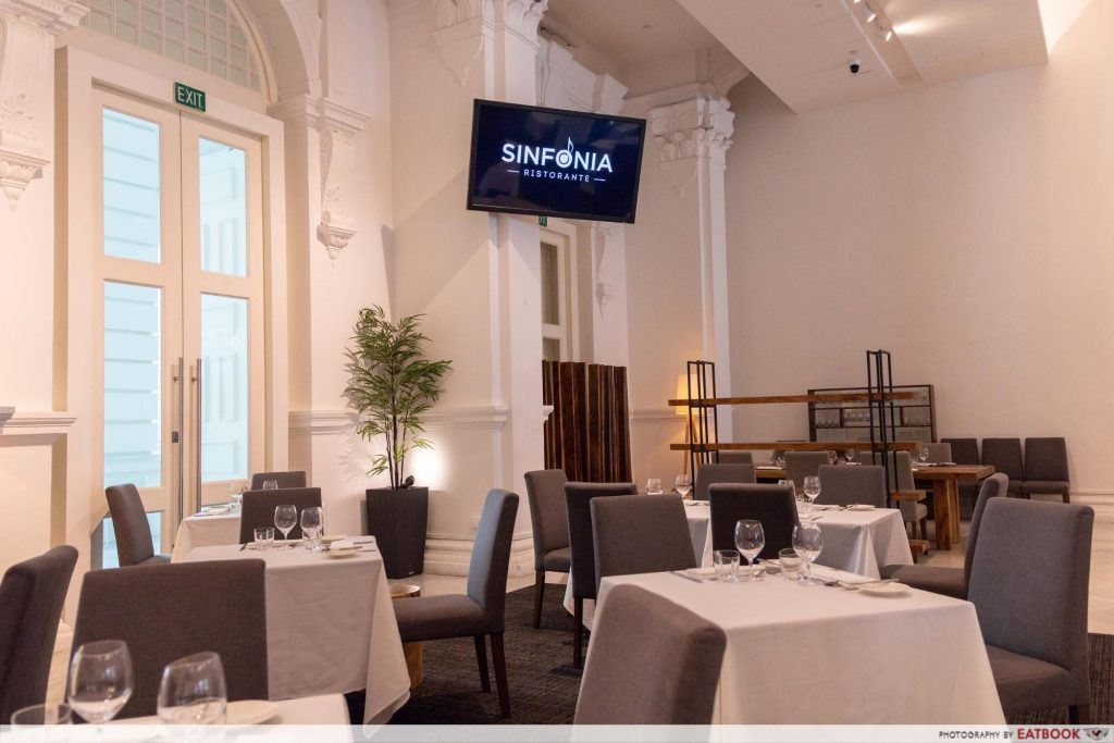 New Restaurants June 2018 - Sinfonia Ristorante