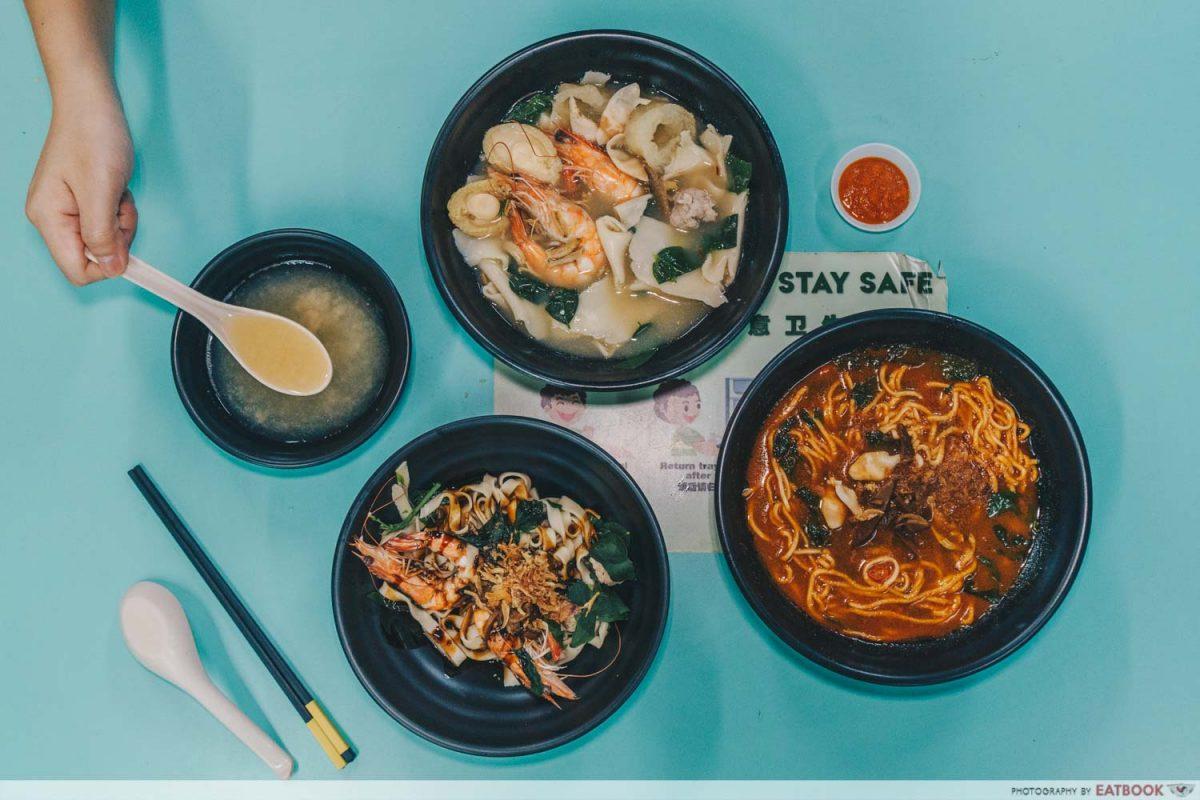 CHINATOWN FOOD GEMS MIAN ZHUANG