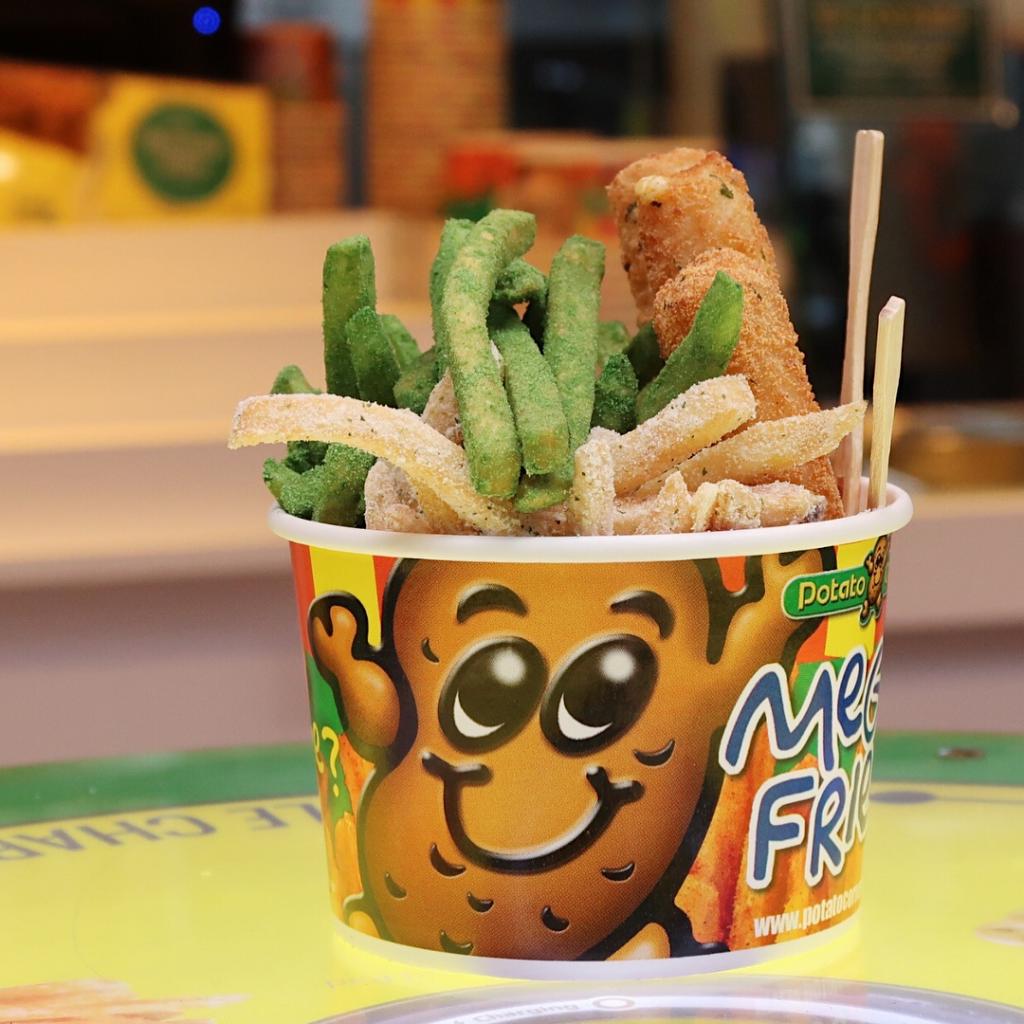 Potato Corner Fries