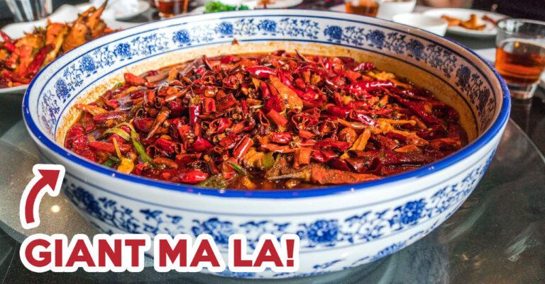 Qi House of Sichuan Ma la restaurant