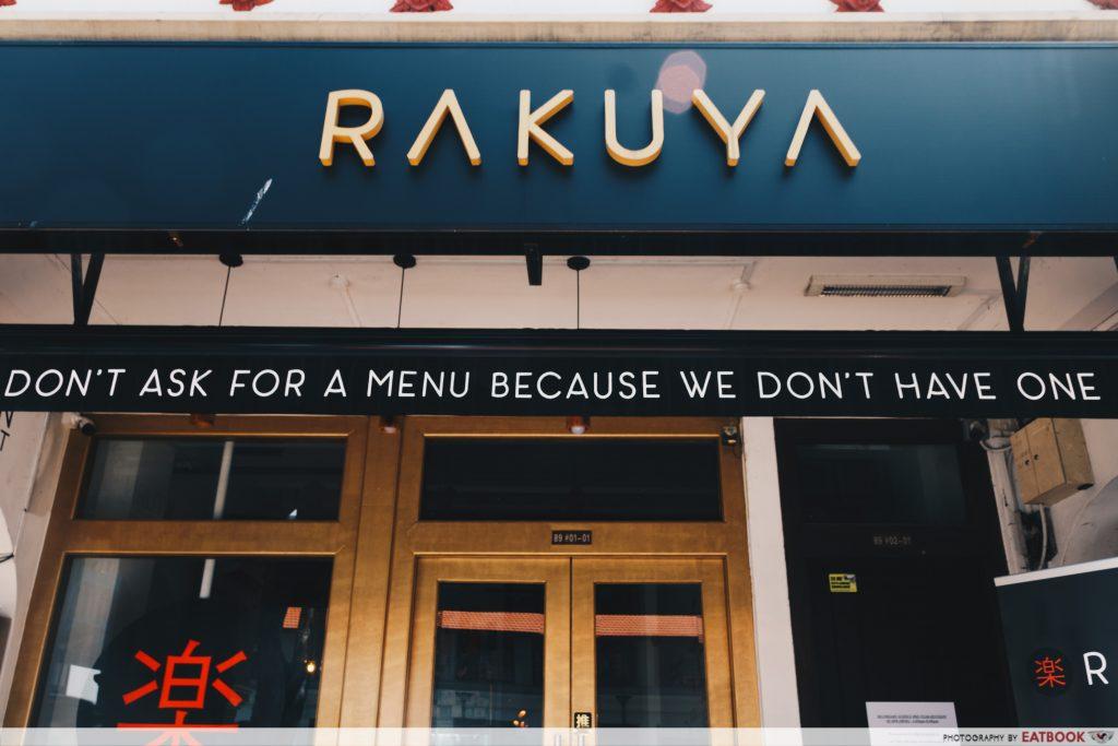 RAKUYA Storefront