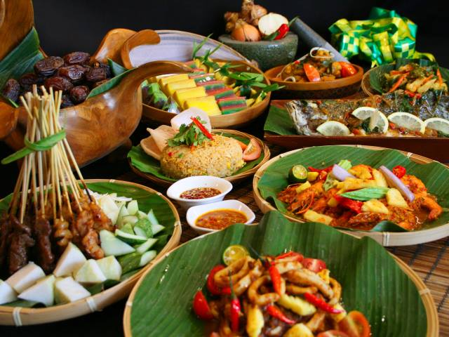 Ramadan Buffet Breez Bistro