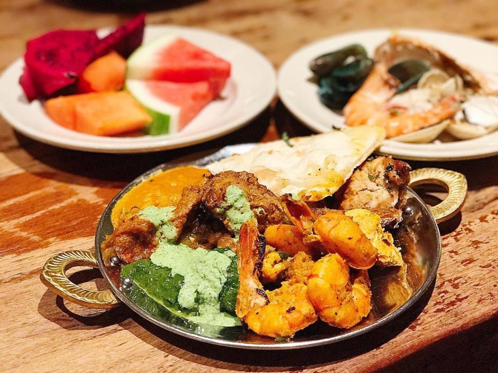 Ramadan Buffet Straits Kitchen