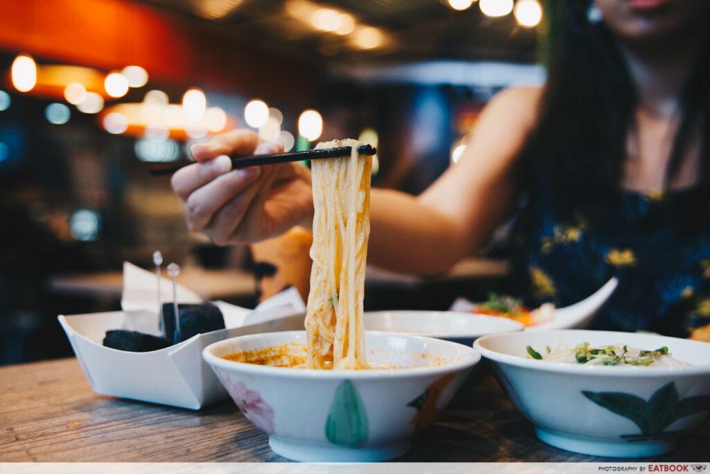 Siamese Cat - boat noodles 2