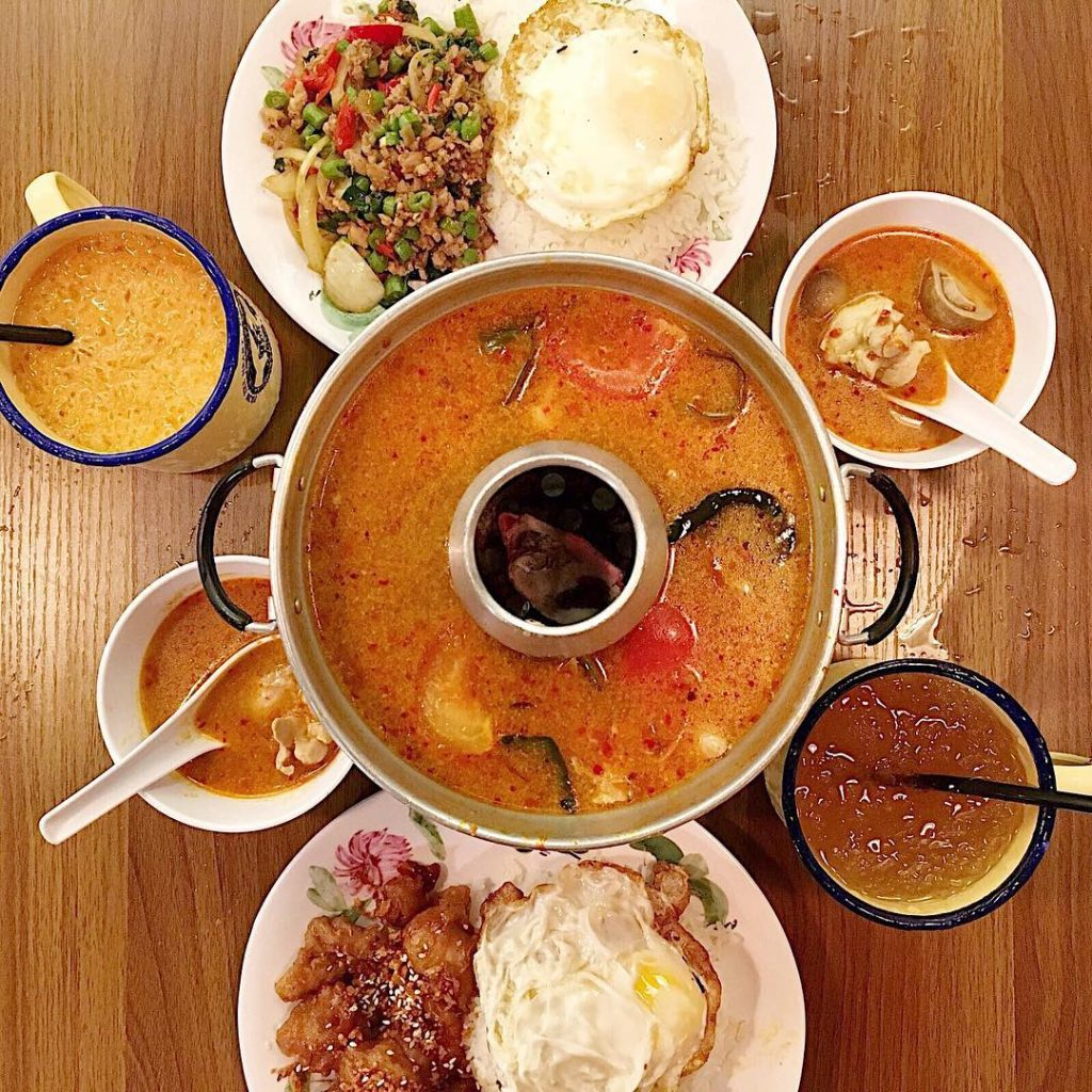 Somerset Food - Pope Jai Thai